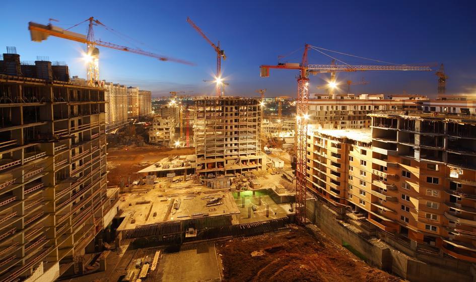 Tak rośnie podaż nowych mieszkań i domów w Polsce [Wykres dnia]