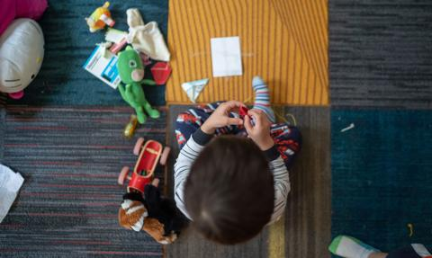 Dziś dzieci wracają do przedszkoli, zerówek oraz żłobków