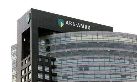 Bank ABN Amro z 54 mln euro straty po karze za pranie pieniędzy