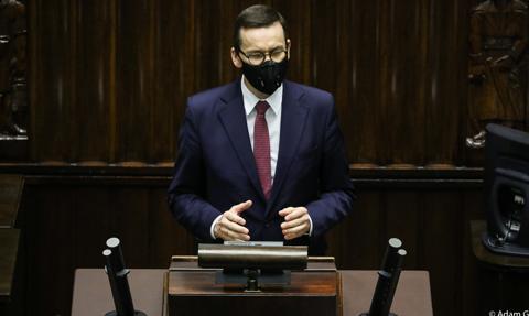 PiS i Kukiz'15 zadeklarowali wsparcie dla rządu ws. budżetu UE