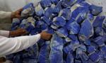 Afganistan: nielegalne wydobycie lapis lazuli finansuje talibów