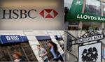 Ponad 5 mln funtów premii dostali najlepiej opłacani prezesi brytyjskich banków