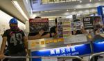 Lotnisko w Hongkongu wznowiło pracę