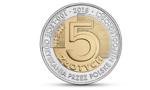 NBP: 5-złotówka na 100-lecie odzyskania niepodległości