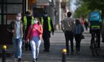 Policja wystawiła dotąd 19 tys. mandatów za niezasłanianie nosa i ust