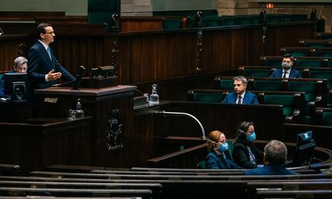 wPolityce.pl: W maju w Sejmie może powstać nowe koło poselskie