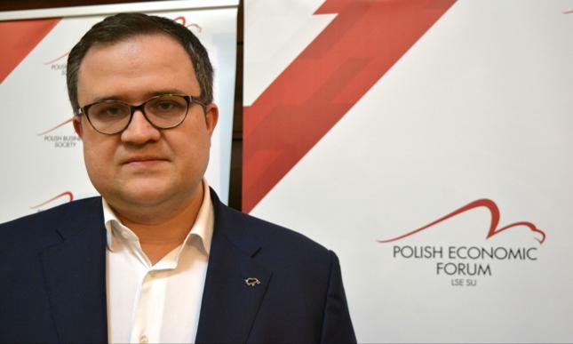 Michał Krupiński po raz kolejny przyjechał do Londynu szukać profesjonalistów do swojego zespołu