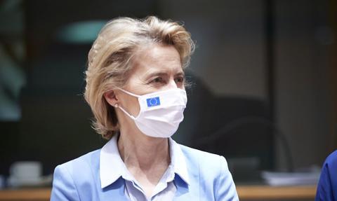 Von der Leyen opuszcza szczyt UE - miała kontakt z osobą zakażoną Covid-19