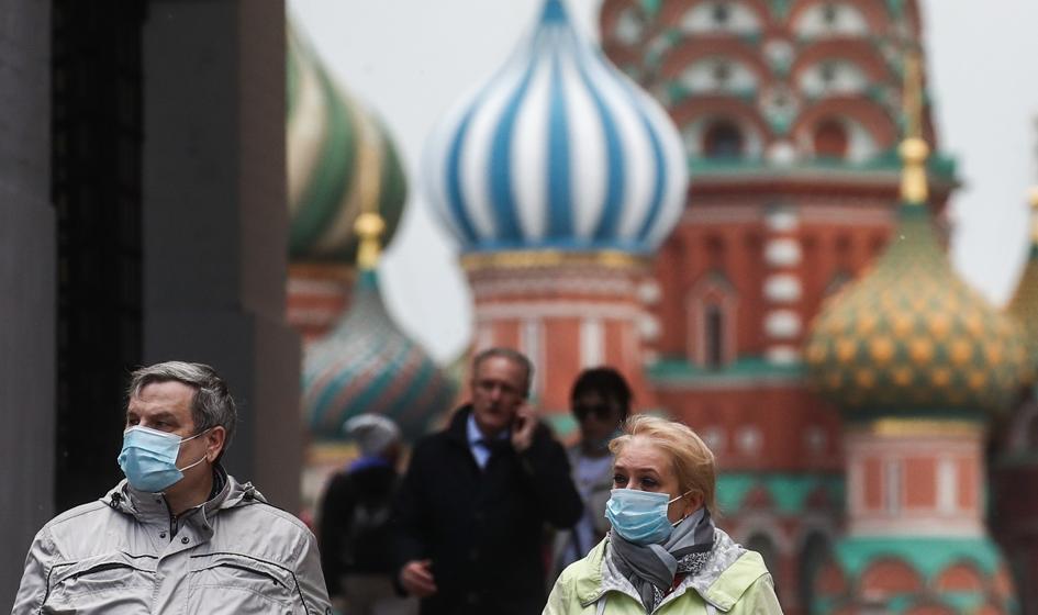 Władze Moskwy rozlosują pięć samochodów, by zachęcić do szczepień przeciw COVID-19