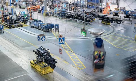 Niemiecki gigant zainwestuje 450 mln zł w rozbudowę fabryki ciężarówek w Niepołomicach