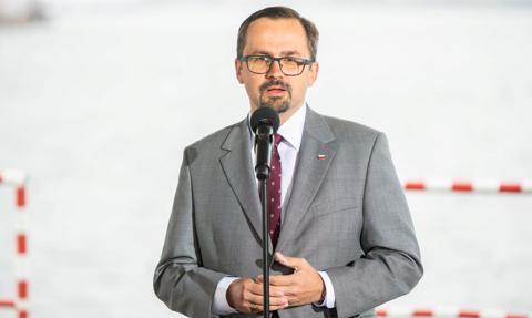 Horała: Ponad 13 mld zł na przygotowanie i rozpoczęcie inwestycji CPK
