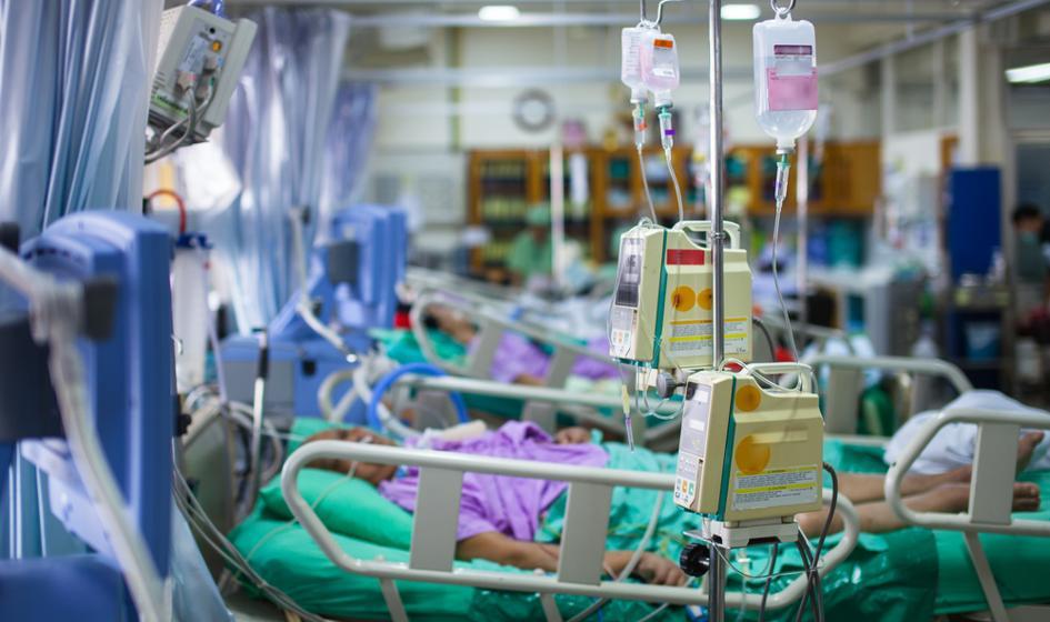 W Hiszpanii więcej zgonów z powodu Covid-19 niż w Chinach