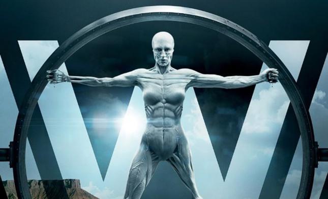 "Plakat filmu ""Westworld"" (HBO)"