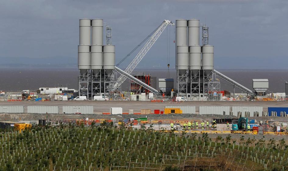Brytyjski rząd chce zablokować udział Chin w budowie elektrowni jądrowych