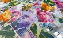 Deflacja w Szwajcarii najgłębsza od 56 lat