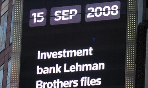 Kryzys wiecznie żywy. To już 12 lat od plajty Lehmana