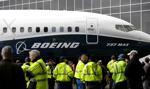 400 pilotów pozywa Boeinga za zatajenie wad konstrukcyjnych