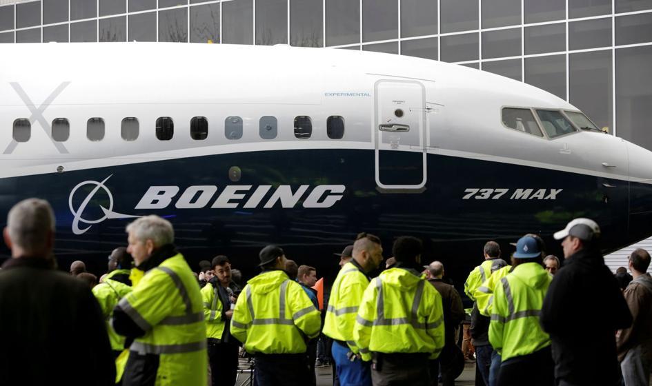 """Boeing poinformował o """"potencjalnych problemach"""" w części samolotów 737 MAX"""