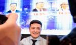 72 proc. Ukraińców zdecydowanych popiera Zełenskiego