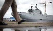 Francja nie dostarczy Rosji okrętu