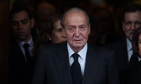 Fiskus wszczyna kontrolę zeznań podatkowych byłego króla Hiszpanii