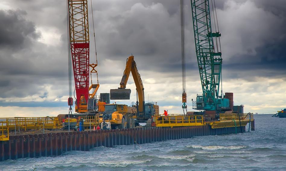Media: U wybrzeży Danii wkrótce ruszą prace przy pierwszej nitce NS2