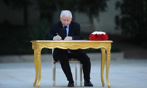 Jarosław Kaczyński złożył nowe oświadczenie majątkowe
