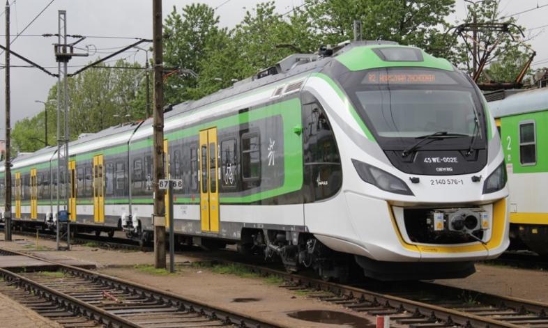 Wakacyjne podróże pociągami - bez limitów zajętości i częściowo bez rezerwacji miejsc