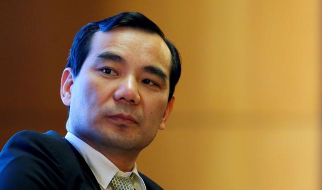 Prezes Anbangu Wu Xiaohui