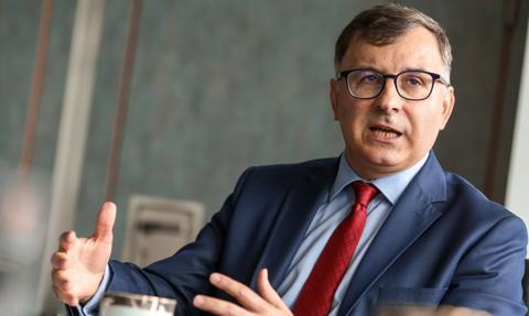 Prezes PKO BP: Zmieniliśmy się z kolosa na glinianych nogach w lidera zmian