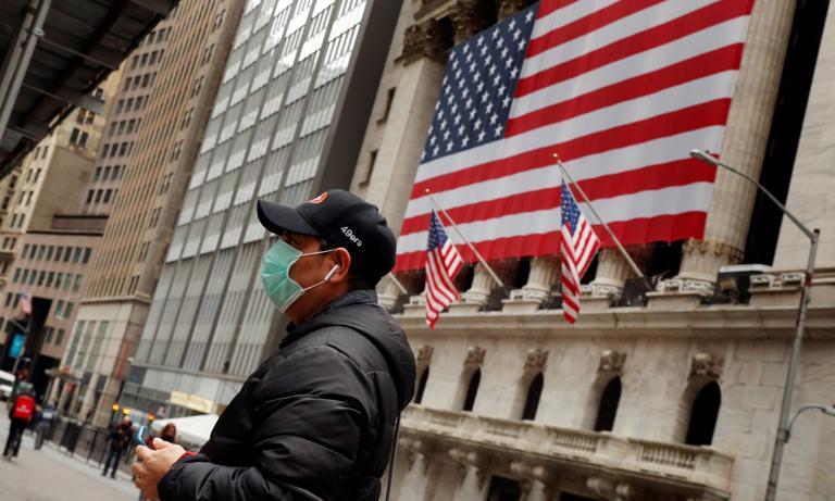 Spadki na Wall Street, cały tydzień też na minusie