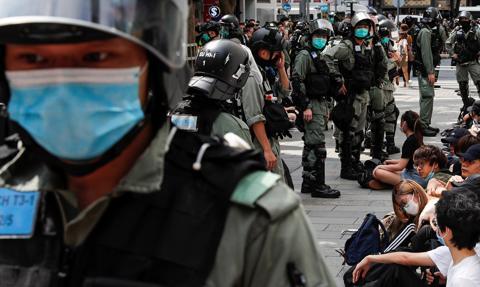 Hongkońska opozycja: Praworządność zmieniła się w rządy terroru