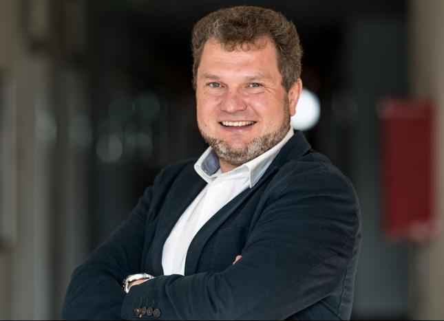 prof. Rafał Weron, Wydział Informatyki i Zarządzania Politechniki Wrocławskiej
