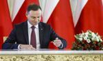 Prezydent podpisał ustawę ws. zmian w ubezpieczeniu pracowników Krajowej Administracji Skarbowej