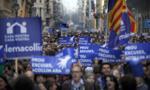 W Barcelonie wielka manifestacja poparcia dla uchodźców