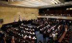 Izraelski parlament podjął decyzję o samorozwiązaniu