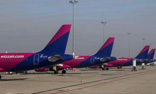 Wizz Air wydłuża zawieszenie wszystkich lotów w polskiej siatce połączeń