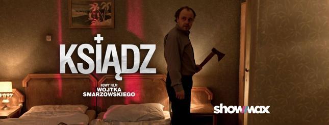"""""""Ksiądz"""", nowy krótkometrażowy film Wojtka Smarzowskiego (Showmax)"""