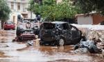 Grecja: 3 mld euro strat po ulewnych deszczach