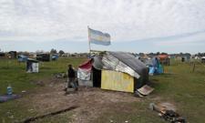 """""""Wielka eksmisja eksmitowanych"""" w Argentynie"""