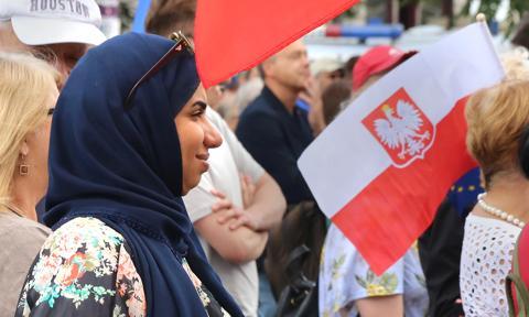 Za dwa lata liczba obcokrajowców w Polsce przekroczy milion