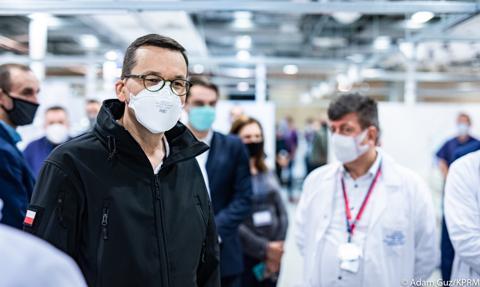 Morawiecki: Chcemy budować nowoczesny system ochrony zdrowia