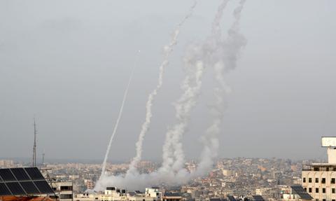 16 funkcjonariuszy Hamasu zabitych przez Izrael