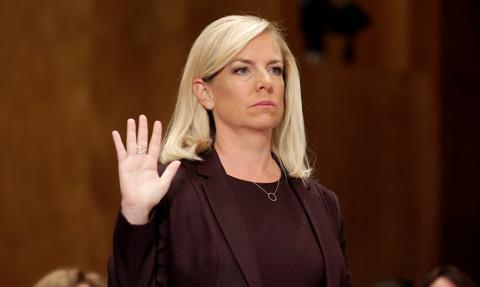 Senat USA zatwierdził Kirstjen Nielsen na szefową resortu bezpieczeństwa narodowego