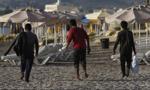 Imigranci - największy problem sezonu 2015 na Kos [zdjęcia]