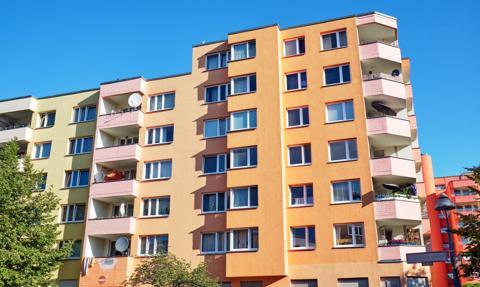 Popyt na kredyty mieszkaniowe w lutym wzrósł o 17,1 proc. rdr