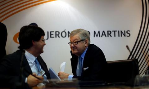 Jeronimo Martins, właściciel Biedronki, pokazuje wyniki