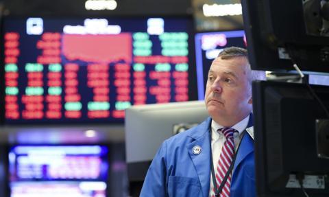Przewaga spadków na Wall Street: spadały firmy technologiczne, rosły banki