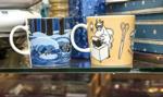 Rzadki kubek z serii o Muminkach sprzedany za 6100 euro