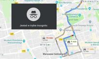Google Maps przestanie nas śledzić. Wkrótce uruchomi tryb incognito
